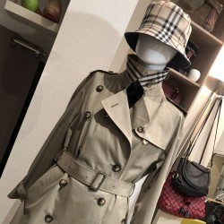 MANNEQUIN Trench long et...
