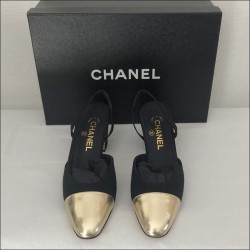 Chanel Escarpins à...