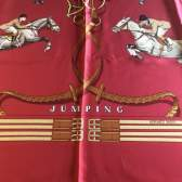 HERMES Carré 90 JUMPING